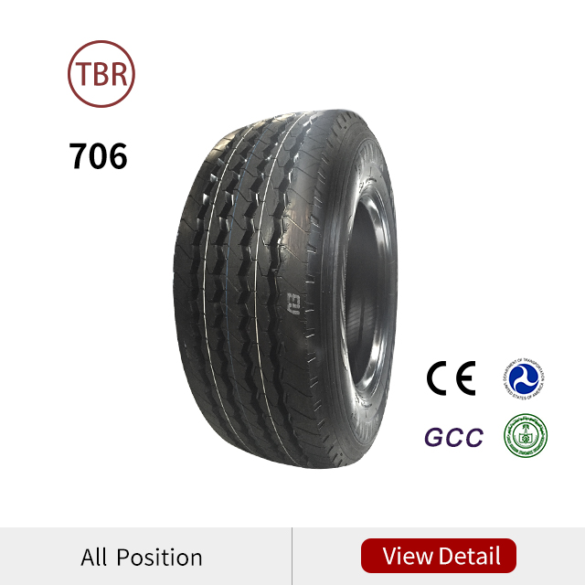 706 Wide Tread Trailer Tires