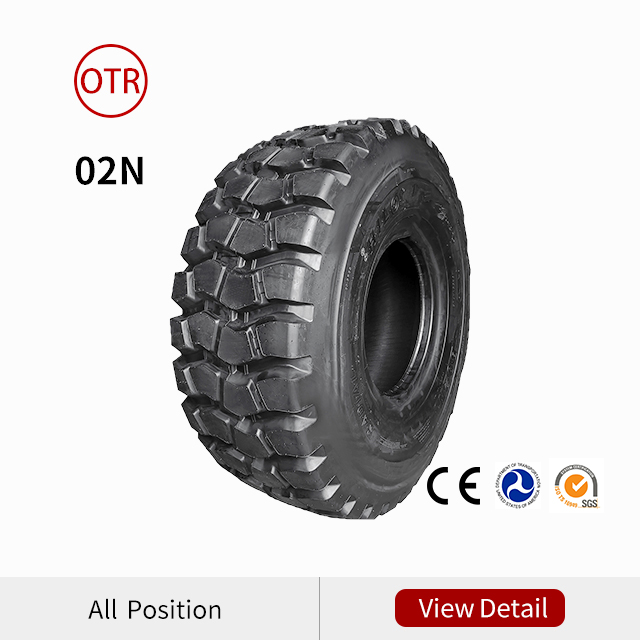 Tubeless E3/L3 OTR Tires for Loaders Dozers And Articular Dumper Trucks