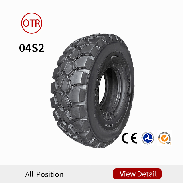 Regid Dumper Trucks Radial OTR Tires