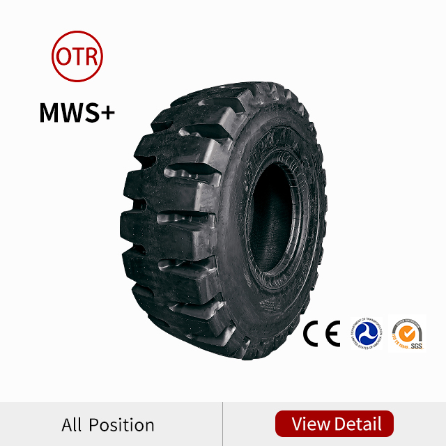 L5 Popular Radial OTR Tires for Dozers Loaders